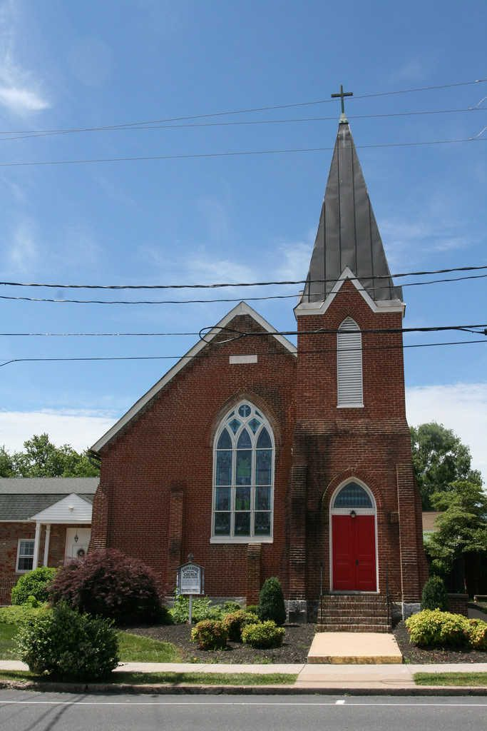 Emmanuel Episcopal Church in Woodstock, VA