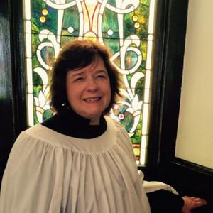 Linda Beville - organist - Emmanuel
