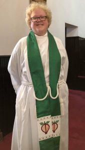 The Rev. Kathleen Murray