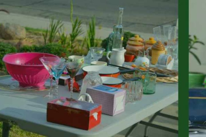 Rummage Sale items