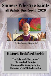 Bishop Goff All Saints DAy